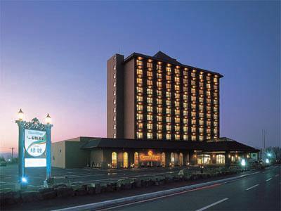 ルートインSpa Resortホテルグランティア十勝幕別温泉
