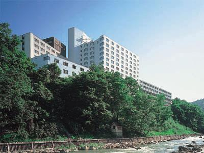 定山渓グランドホテル瑞苑(旧:定山渓グランドホテル)