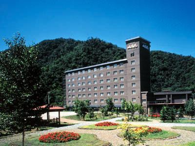 定山渓観光ホテル山渓苑