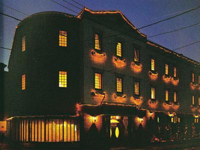 プチホテルホテルシーボーン